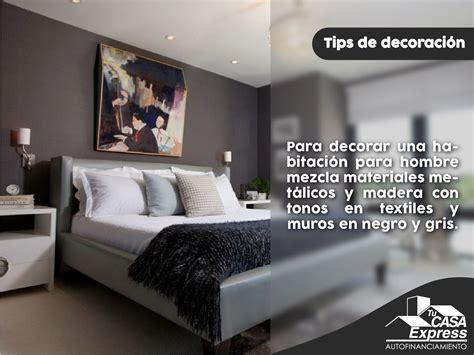 ideas para decorar una habitacion hombre para decorar una habitaci 243 n para hombre mezcla materiales