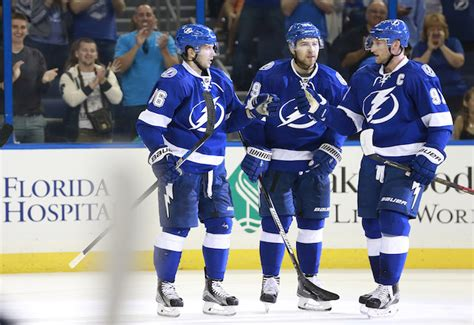 Lighting Roster by Ta Bay Lightning Preview The Scariest Team In The Nhl