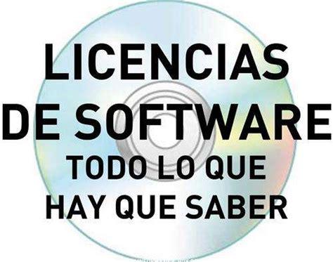 imagenes libres de licencia tipos de licencia de software