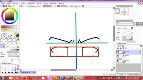 tutorial cetak alis membuat alis wajah kotak unyusigners cara membuat mata
