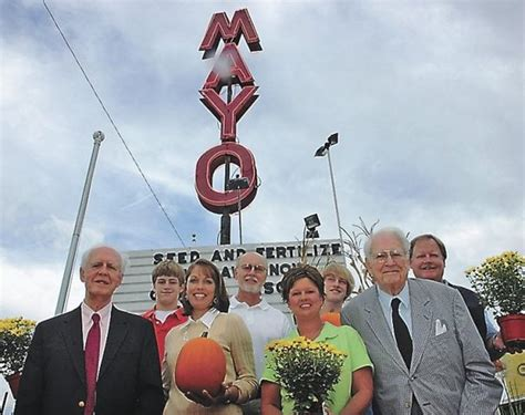 Dan West Garden Center by Mayo Family Keeps Business Going