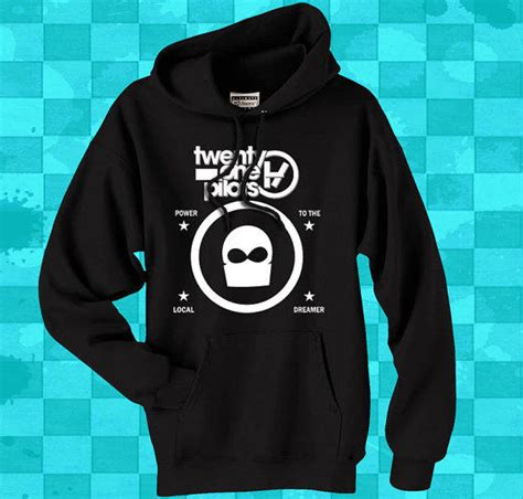 Sweater Twenty One Pilots 4 Dealldo Merch twenty one pilots crewneck hoodie for from stevanya on etsy