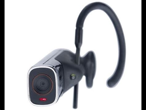 camera test looxcie lx2 wearable video cam for iphone and