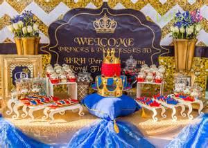 royal prince 1st birthday outlandish events