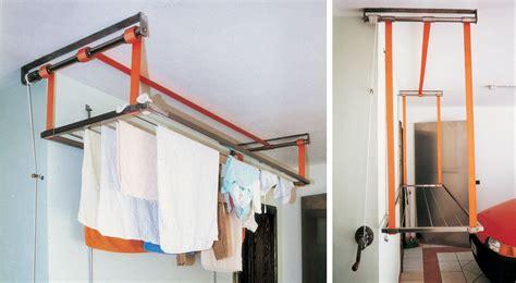 stendipanni soffitto stendino verticale da soffitto come costruirlo fai da te
