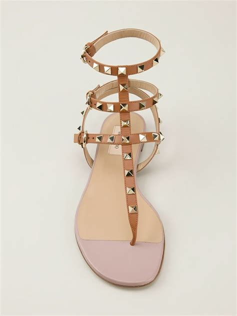 Sandal Tulip Teplek Flat Pita All 10 best images about flat sandals on valentino