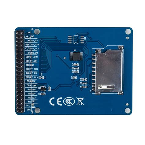 tft lcd touch electronics components