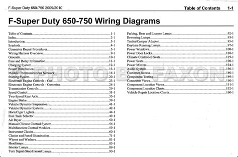 ford f750 wiring diagram html autos post