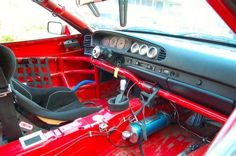 porsche race car interior 1986 porsche 944 cup race car rothmans for sale interior