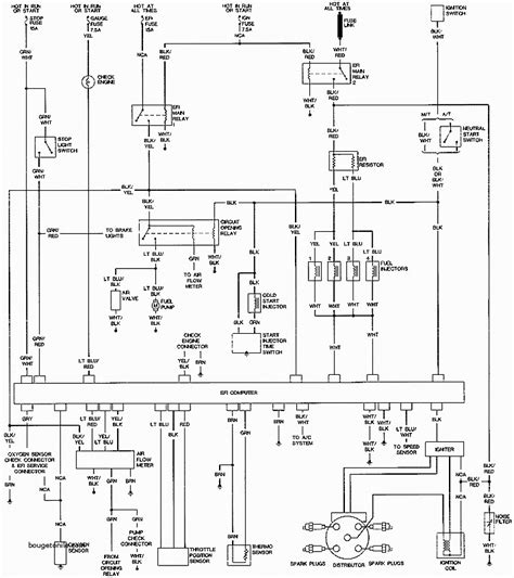 83 toyota wiring diagram wiring diagram with description