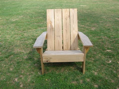 simple wooden chair plans outdoor patio furniture project plans sheds barns cd
