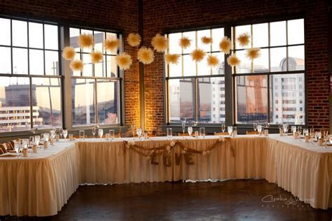 St Louis wedding reception at NEO on Locust. photo credit