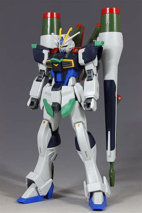 Bandai Gundam Cosmic Era 1144 Hg Blast Impulse Gundam supreme mecha review hgce 1 144 blast impulse
