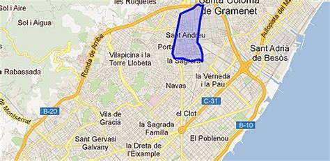 sant andreu barrio de barcelona enalquilercom