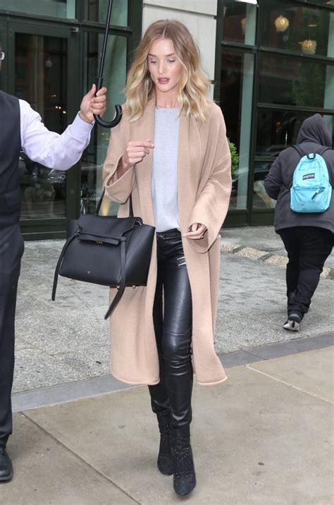 rosie huntington whiteley leather pants rosie huntington whiteley archives celebrities in