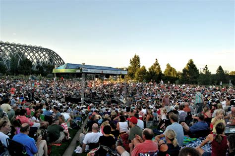 Botanical Gardens Denver Concerts Top 6 Venues In Colorado Better With Bacon Staffing