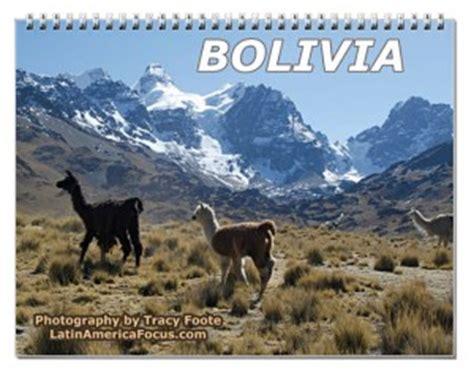 Bolivia Calend 2018 2017 Mountain Calendar 2016 Bolivia Wall Calendar