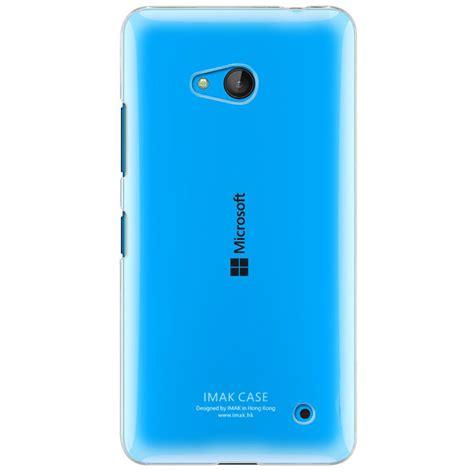 Imak 2 Ultra Thin For Microsoft Lumia 640 Transparen Imak 2 Ultra Thin For Microsoft Lumia