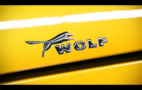 Aufkleber Wolf Racing by Wolf Racing