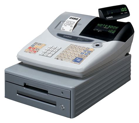 Mesin Kasir Casio Te 100 casio te 100 thermal register till receipt rolls