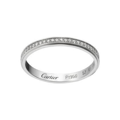 best 25 cartier wedding rings ideas on