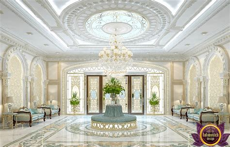 Luxury Royal Main Entrance Design