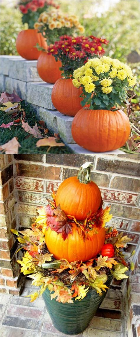 fall outside decorations best 25 outdoor fall decorations ideas on