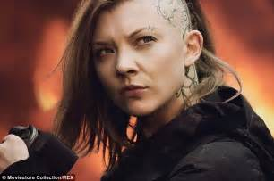 natalie dormer on tattoos shaving her head and why her