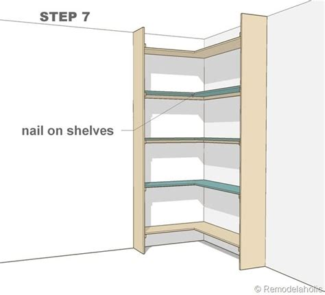 bookshelf design by strooom 9 steps with pictures 17 best images about diy corner bookshelves on pinterest