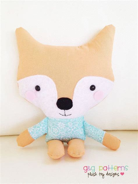 Handmade Stuffed Animal Sewing Patterns - 17 best images about softies on toys plush