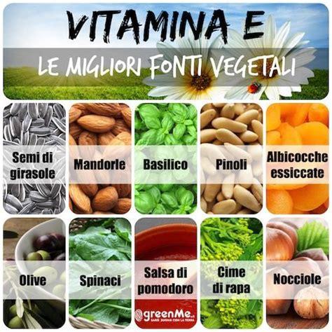 alimenti ricchi di vit e vitamina e le 10 migliori fonti vegetali