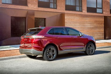 Ford Edge 2020 by Ford 2020 Ford Edge Sport Colors Pictures 2020 Ford