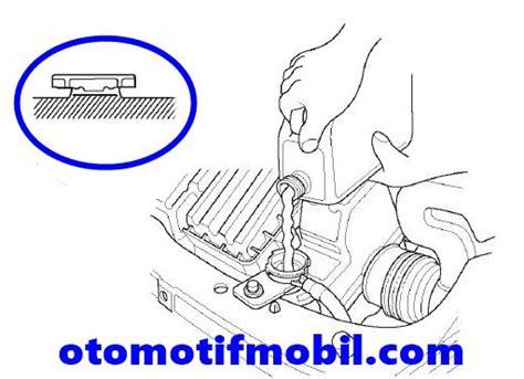 Selang Radiator Jazz cara mengganti menguras dan mengisi air radiator honda