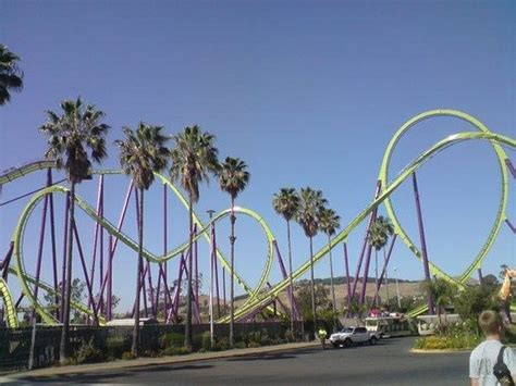theme park vallejo ca 6 flags theme park california this is the best coaster i