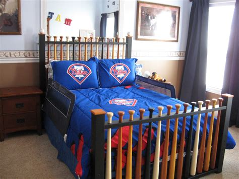 unique boy beds unique panel bed for toddler boys with ball stick head and