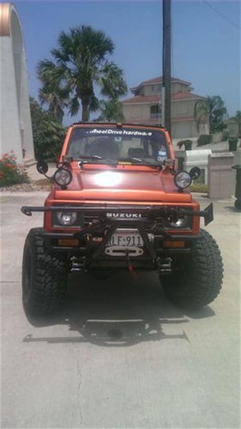 Suzuki Samurai Transmission For Sale Sell Used Suzuki Samurai With V6 Conversion And Automatic