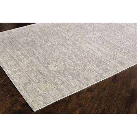 Two Gray Rugs rugs america wilshire 2 x 3 rug in gray 26170