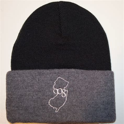 Embroidered Beanie custom embroidered beanie
