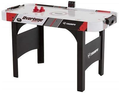 triumph and air hockey table triumph air hockey table best air hockey table