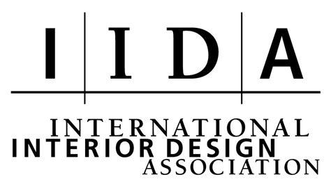 interior design logo font iida announces educator and member of the year awards