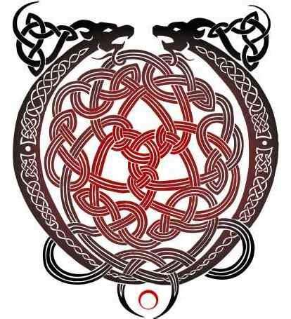 germanic tribal tattoos pin ancient germanic tattoos image search results on