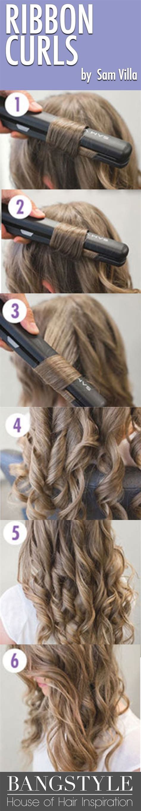 step by step tutorial on seeing curly weave 17 best ideas about curl your hair on pinterest quick