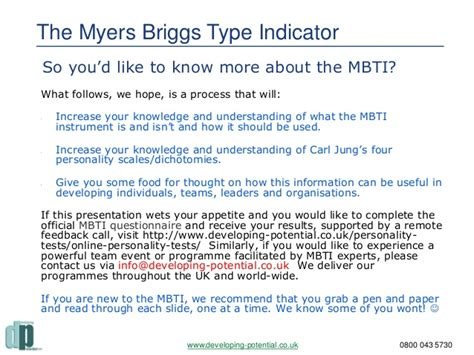 Myers Briggs Essay by Myers Briggs Type Indicator Mbti Team Building