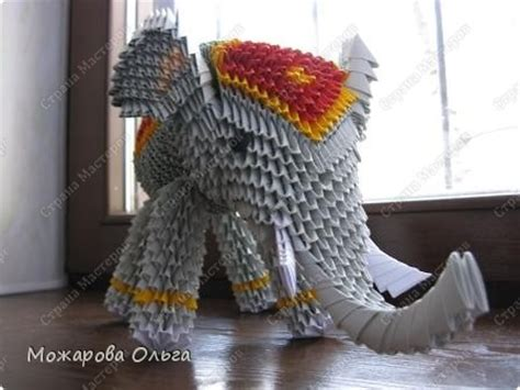 3d origami elephant 3d origami elephant 3d origami