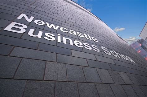 Of Newcastle Mba by Newcastle Business School At Northumbria Wins