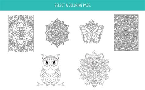 zen coloring books for adults zen coloring book for adults appstore for