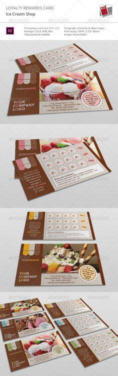 Loyalty Card Template Indesign by 1000 Ideas About Loyalty Cards On Business