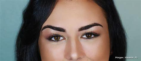 Eyebrow Tattoo Pensacola   microbalding eyebrow permanent makeup in destin fort
