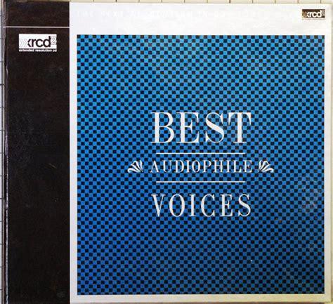 best audiophile voices best audiophile voices 珠玉の歌姫の饗宴 phile webコミュニティ