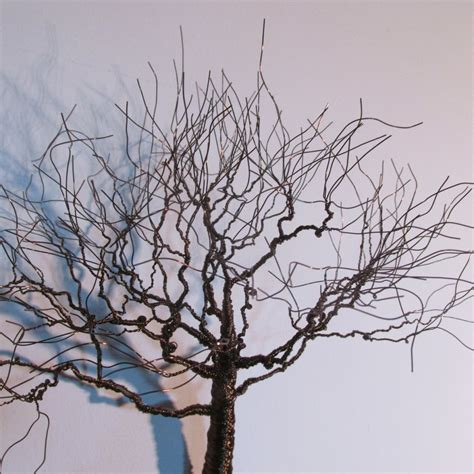 tree wall wall ideas design harvested pack metal tree wall sculpture contain leave seat receive